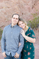 Engagement Session at Papago