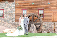 Wedding at Shenandoah Mill
