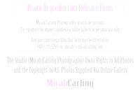 Micah Carling Photography Reproduction Rights Release